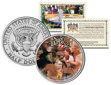 WIZARD OF OZ * Glinda & Wicked Witch *  JFK Half Dollar U.S. Coin LICENSED