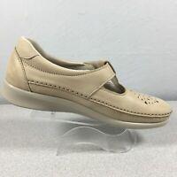 Womens SAS Shoes Willow Walnut Narrow Width Size Comfort USA Made $170 Retail