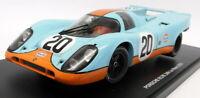 CMR 1/18 Scale - CMR127 Porsche 917K #20 Le Mans 24H 1970 Gulf