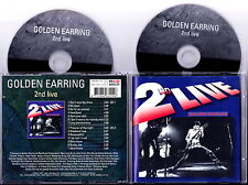 GOLDEN EARRING - 2Nd Live  2 CD  Import