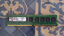 Kingston DDR2 KVR800D2E5/1G 1GB PC6400 800MHz CL5 ECC usata