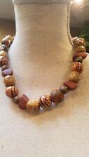 Necklace Wooden Safari