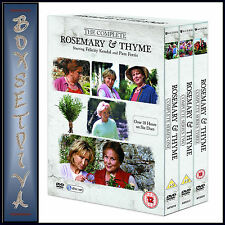 ROSEMARY AND THYME - COMPLETE SERIES 1- 3 *BRAND NEW DVD BOXSET**
