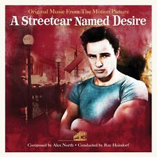A Streetcar Named Desire - Original Soundtrack Recording (LP Vinyl) NEW/SEALED