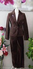 Lot vêtements occasion femme... Ensemble Velours Veste / Pantalon... T : 36 / 38
