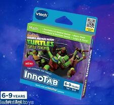 Vtech InnoTab 2 3S Max Juego-Teenage Mutant Ninja Turtles-Software De Aprendizaje