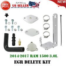 Egr Valve Cooler Improve Kit for 2014-2017 Dodge Ram 1500 3.0L EcoDiesel