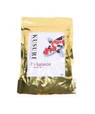 Kusuri Biobalance 1 kg Natürlicher pH - GH - KH Stabilisator Koi- Gartenteich