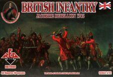 RED BOX 1/72 Jacobita Rebellion Británico Infantería #72049