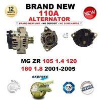 FOR MG ZR 105 1.4 120 160 1.8 2001-2005 NEW 110A ALTERNATOR EO QUALITY
