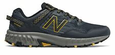 New Balance Men's 410v6 Trail Shoes Blue with Blue & Yellow