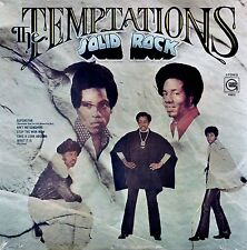 The Temptations SOLID ROCK Gordy STEREO New Sealed Vinyl Record LP