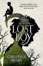 Lost Boy von Christina Henry (2017, Taschenbuch)
