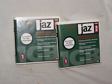 Iomega Jaz 1 GB Disks  Lot of 2 1GB Disks (PC OR Mac formatted) - Guararenteed