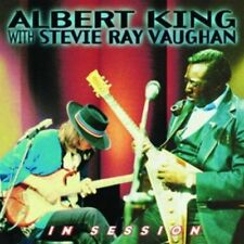 Albert King, Stevie - In Session NEW CD