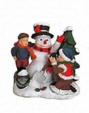 Figuritas de Navidad muñecos de nieve color principal multicolor
