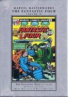 Fantastic Four Marvel Masterworks Vol 18  by Wolfman & Pollard HC DJ 2016