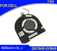 FOR DELL Latitude E5550 CPU Cooling Fan 04Y9H9 4Y9H9 DC28000EGSL