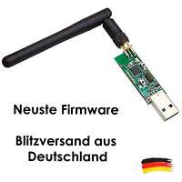 CC2531 ZigBee USB-Stick zigbee2mqtt ioBroker FHEM - Xiaomi, SMA - Antenne