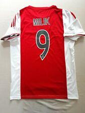 Football Shirt Ajax Milik#9 Size L