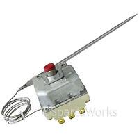 LINCAT TH19 Deep Fryer Limiter Thermostat 3 Phase Pole Reset 225ºC 55.31542.100