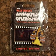 Disney Sorcerer Mickey Pin Fantasia Broomstick Animation Celebration LE
