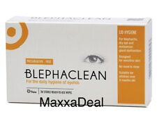 Blephaclean - 20 Sterile Ready-To-Use WipesFor the daily hygiene of eyelids.