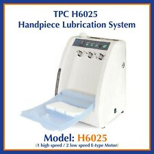 TPC Dental Handpiece Cleaning and Lubrication System H6025