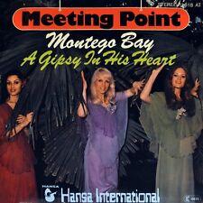 "7"" MEETING POINT Montego Bay / A Gipsy In His Heart ROBERT PUSCHMANN HANSA 1977"
