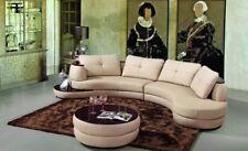Designer Sofa Wohnlandschaft Couch Polster Eckcouch Sitz Garnitur Paris Royal II