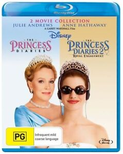 The Princess Diaries  / Princess Diaries 2 FROM A SMOKE-FREE HOUSE
