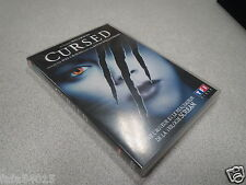 DVD CURSED WES CRAVEN KEVIN WILLIAMSON TRILOGIE SCREAM *