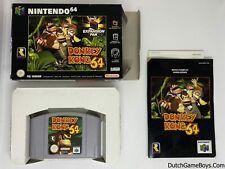 Donkey Kong 64 - Nintendo 64 - N64