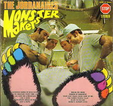 "THE JORDANAIRES ""MONSTER MAKERS"" COUNTRY POP 60'S LP STOP 10010 PROMO"