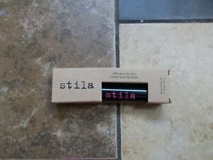 STILA After Glow Lip Color in Party Pink FULL SIZE NIB