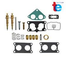 Carburetor Rebuild Kit For Kawasaki Mule Gas Carb w/ Intake Manifold Gasket