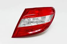 Mercedes Benz C Class W204 07-10 Rear Tail Light Lamp Right Driver Off Side O/S
