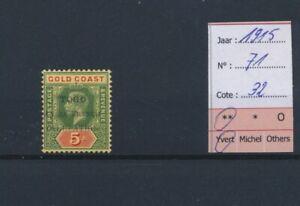 LO18539 Togo 1915 overprint anglo-french occupation lot MNH cv 32 EUR