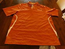 Texas Longhorns By Team Nike Size Large (42-44) Orange/White