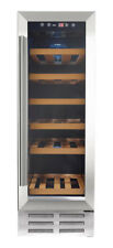 MyAppliances Ref29602 30cm / 300mm Deluxe Wine Cooler Chiller