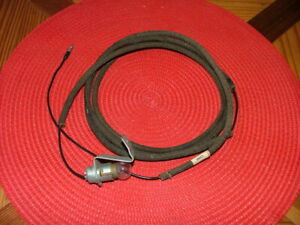 65,66,67,68 FORD GALAXIE FAIRLANE TORINO TRUNK LIGHT AND HARNESS C5AB-12A756