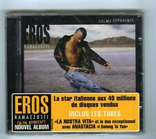 EROS RAMAZOTTI CD (SEALED) CALMA APPARENTE