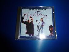 BON JOVI  * CD * THESE DAYS * DISC X 1