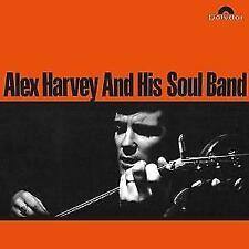 Alex Harvey and his soul nastro (VINILE) [vinile LP] - Harvey, Alex and his S.../0