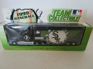 White Rose Limited Collectible Chicago Sox Baseball Team Ford Aeromax Truck 1999