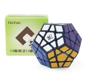 DaYan Dodecahedron 3x3 Magic Cube Puzzle Cube Speed Cube For Challenge Black