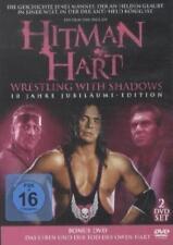 Bret Hart Owen Wrestling With Shadows 10th Edition Bonus DVD