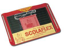 SCOLAFLEX TAFELSET SCHULTAFEL KUNSTSTOFF LIN.1/9 BLANCO