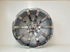 "4 X 22"" Alliages Full chrome-Fit: CHRYSLER 300 C, Dodge Charger, autres"