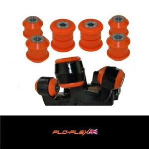 Toyota Celica GT4 ST205 Rear Hub Bushes in Poly